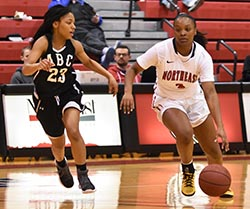 Bell named conference athlete of the week again