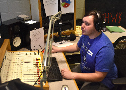 Northeast broadcasting students assist in raising funds for flood relief