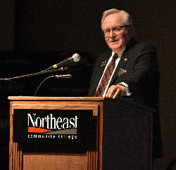 Chipps to retire later this year; served 40 years at Nebraska community colleges