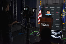 Northeast holds virtual commencement as it celebrates student success