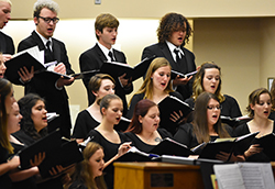 Opera to be featured at spring concert