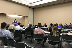 Lincoln Premium Poultry & Costco hold meeting at Northeast