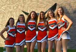 New members named to Northeast dance team