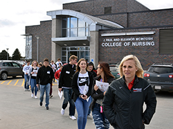 Prospective students take part in Explore Northeast Day
