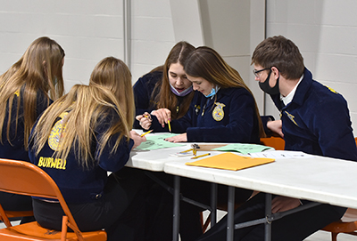 Over 1,100 students compete in FFA  Ag Education Contest
