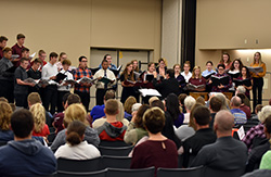 Holiday concert planned at Northeast