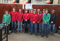 O'Neill campus's Fridays @ Northeast students get early start on welding careers