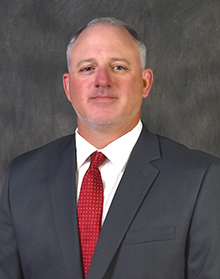 Gray named Vice President of Administrative Services