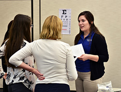 HS students explore medical careers at HOSA event