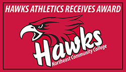 Northeast athletics department earns national recognition