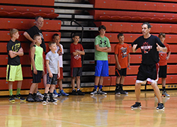 Northeast to host annual summer basketball camps