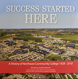 New book traces history of Northeast Community College
