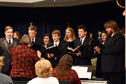 Northeast to hold annual Holiday Concert