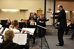 Northeast hosts annual Holiday Concert