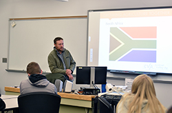Northeast students gain global perspective on agriculture