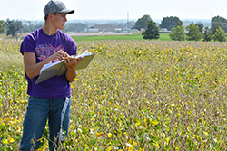 Issues in Ag moves from the classroom to the field