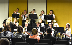Over 2,000 students participate in 36th Jazz Festival at Northeast