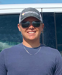 Ag student utilizes data-driven technology during internship