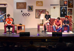 Northeast theatre department ready to stage latest play