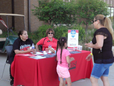 Northeast in So. Sioux City hosts National Night Out event