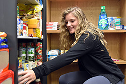 Northeast Pantry assists students in need