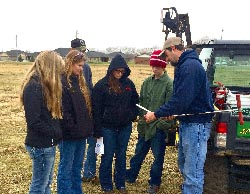 Northeast brings precision ag training to high schools