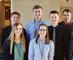 Northeast PBL students attend Nebraska Fall Leadership Conference