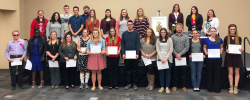 Northeast students qualify for PTK honor society