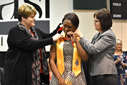 Pinning ceremony held for Northeast nursing students