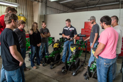 Northeast's ag programs serve critical need in training a future workforce