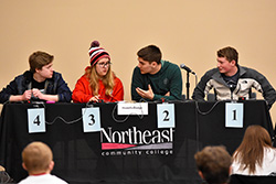 Record numbers at 34th Scholastic Contest and Quiz Bowl