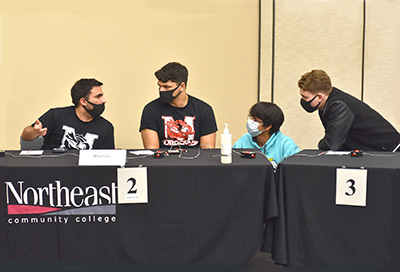 Over 1,100 students take part in 36th Northeast Scholastic Contest and Quiz Bowl