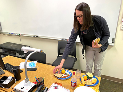 Northeast instructor shares advice to properly observe National Nutrition Month