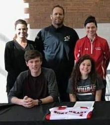 Omaha Burke's Kelley signs with Northeast softball