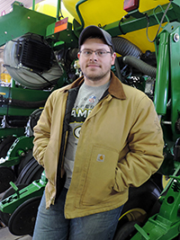 Pennsylvania student finds home in Northeast's agriculture program