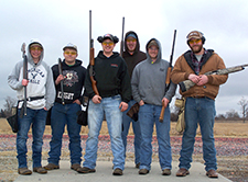 Trap Shoot team sets target for success