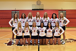 Many new players on Northeast volleyball squad